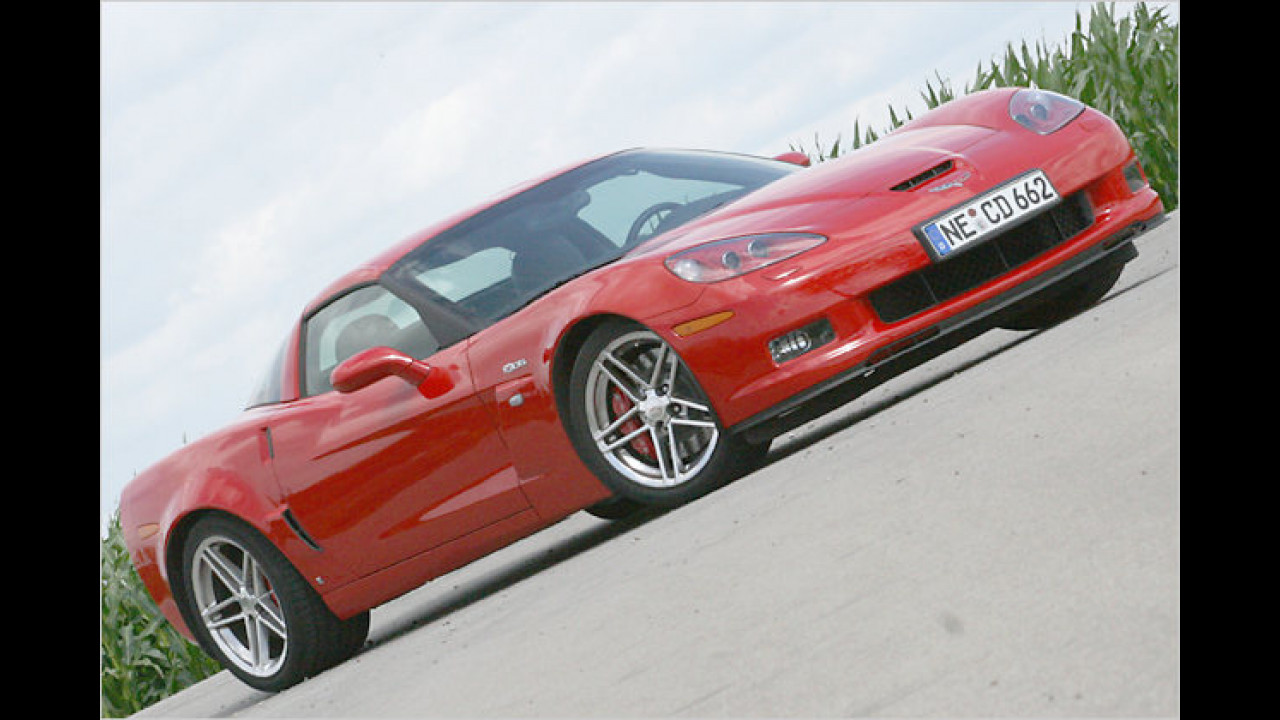 Alternative: Corvette Z06