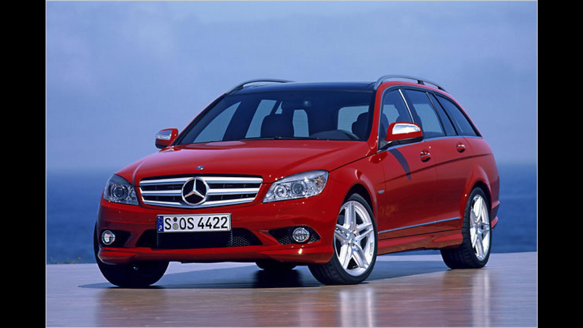 Mercedes C Klasse Neu