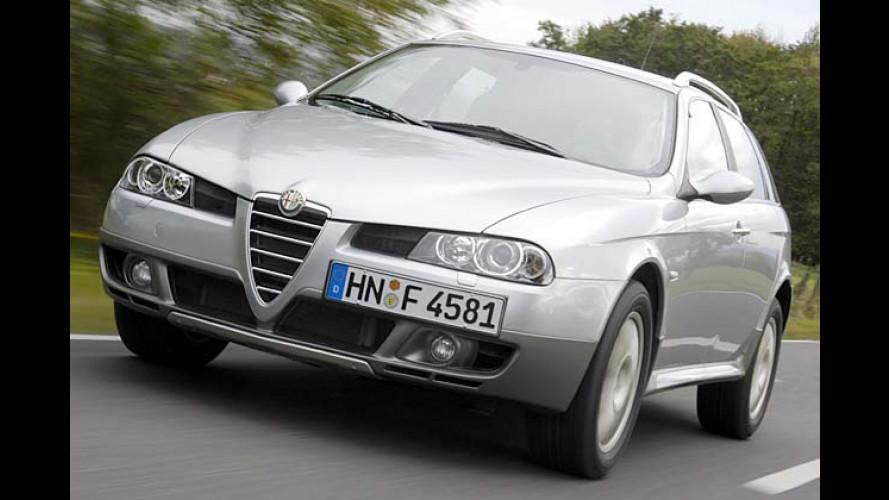 Mit 4x4 zum Alfatier: Alfa Romeo Crosswagon Q4 im Test