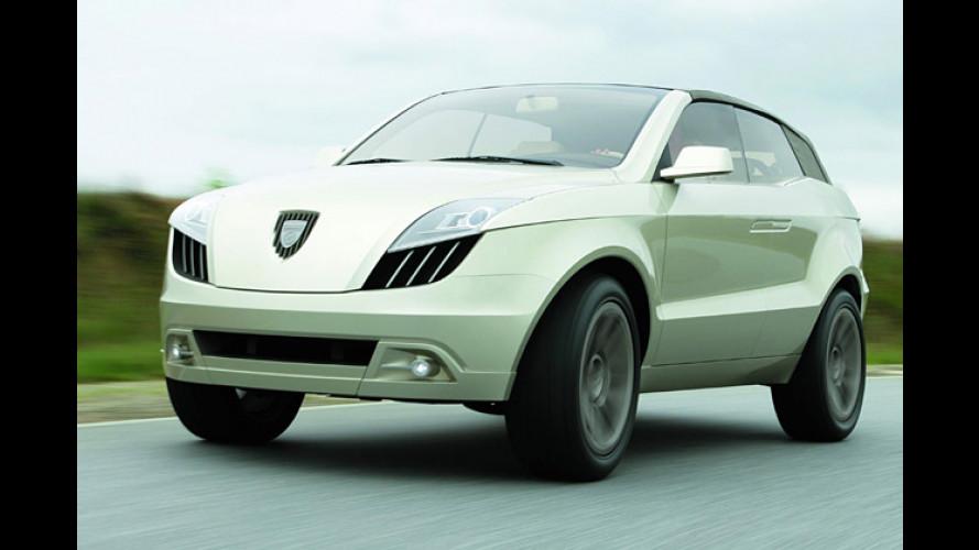 Karmann-Studie: Gelände-Cabrio mit Mut zur Nische