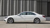 2018 Mercedes-Benz S-Serisi: İlk Sürüş
