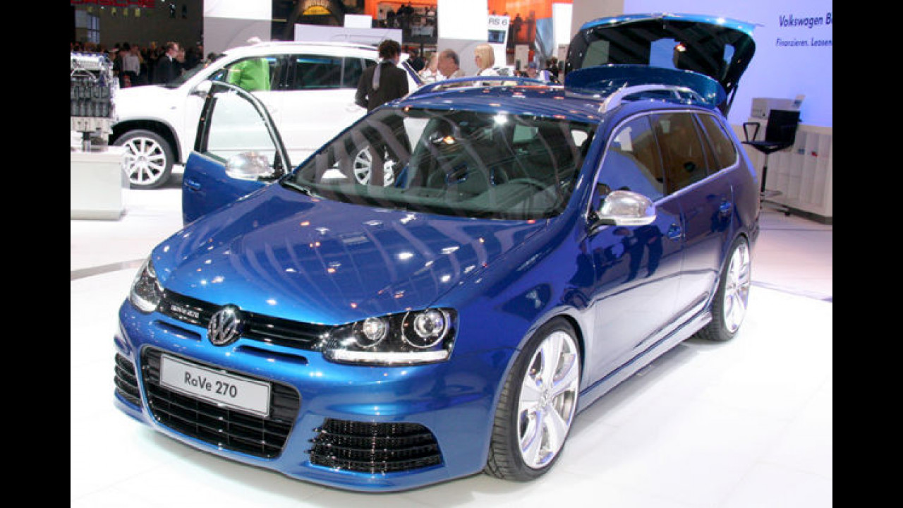 VW Golf Variant RaVe 270