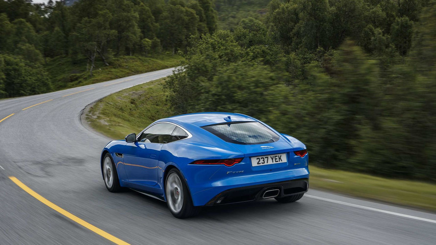 Jaguar F-TYPE 2.0 i4 Coupé 2017