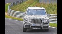 SUV-Erlkönig auf der Nordschleife