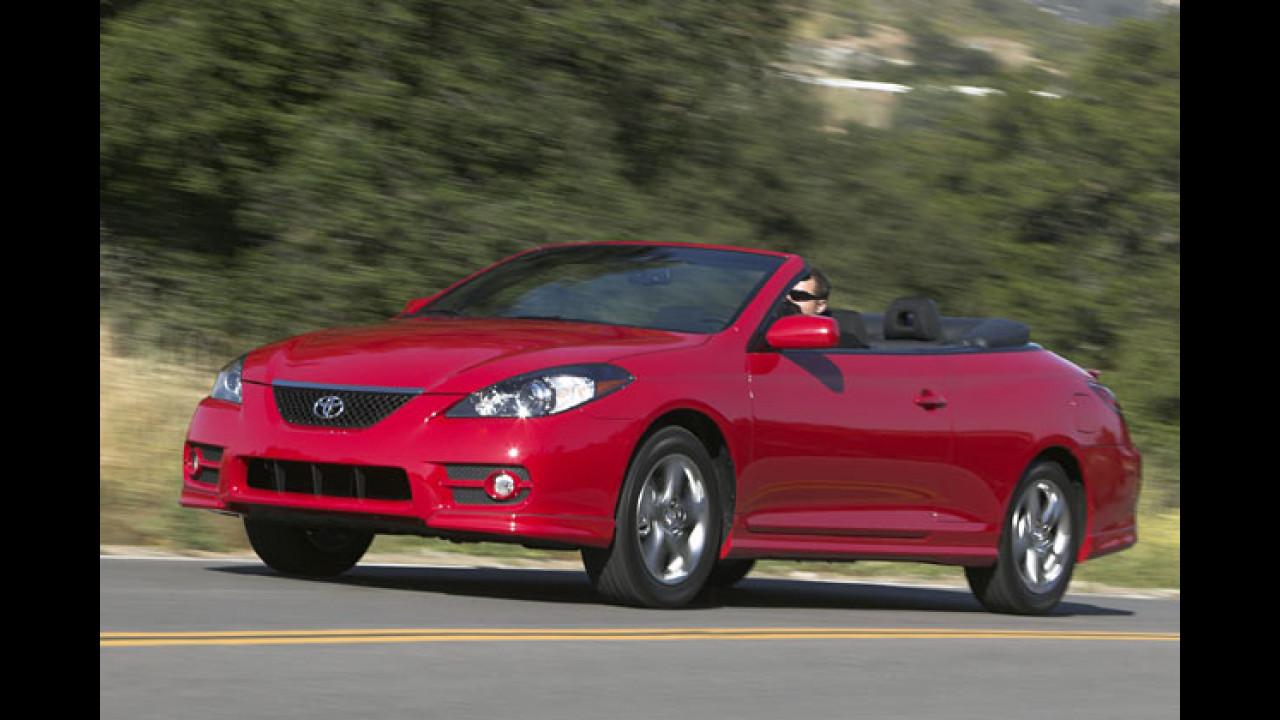 Toyota Camry Solara Cabrio