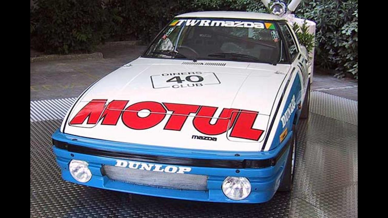 Sportwagen-Ikonen aus den 70er-Jahren - Mazda RX-7