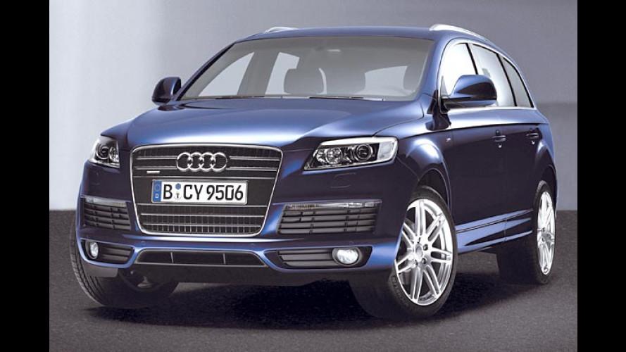 Audi: Q7 im S-Dress