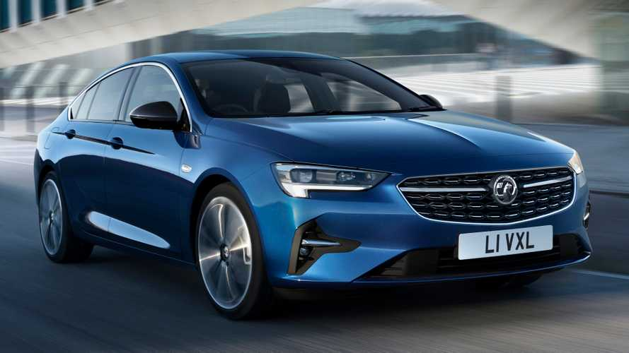 2020 Vauxhall Insignia gets the mildest of facelifts