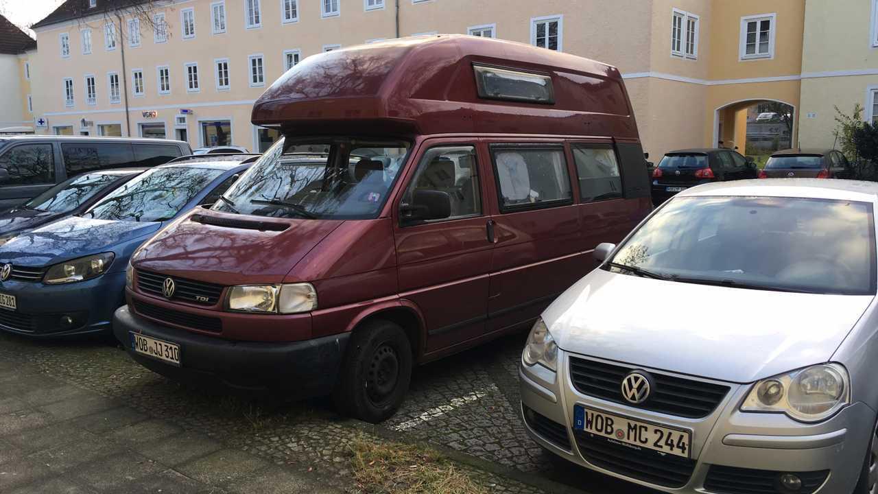 Volkswagen Campervan T4