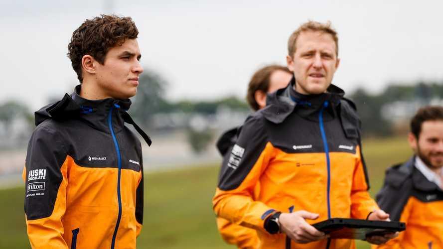 A McLaren örülne, ha olyan gondjaik lennének, mint a Ferrarinak