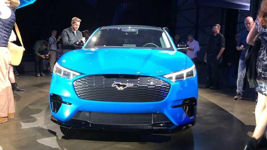 Kiderült a teljesen villanymotoros Ford Mustang magyarországi nyitóára!