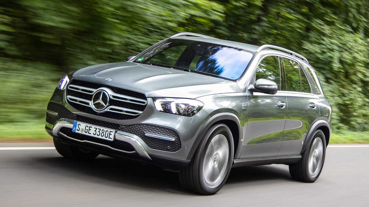 Mercedes-Benz GLE 350 from 4MATIC (2019)