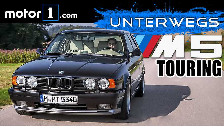 Video: BMW E34 M5 Touring - Legende im Test