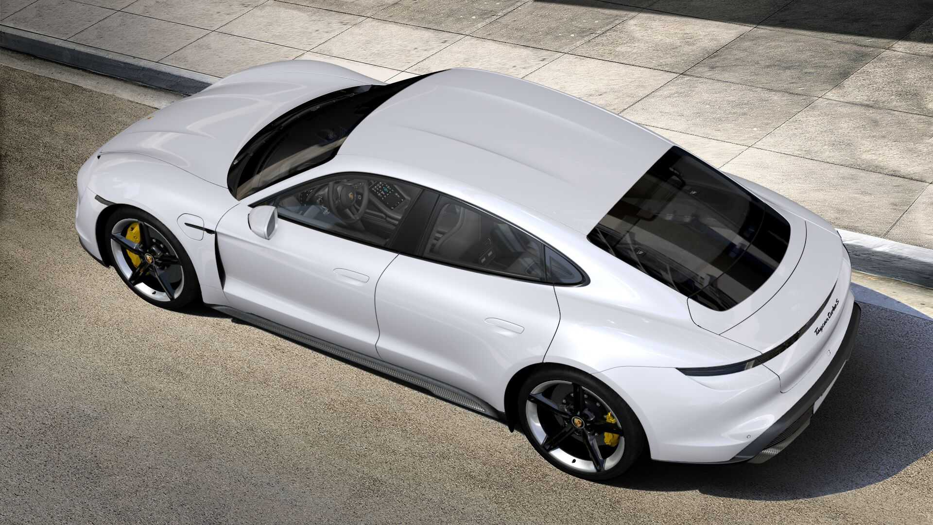 "[""Porsche Taycan: All-New Electric Sportscar Debuts At $150,000""]"