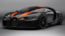 images officielles bugatti chiron super sport 300
