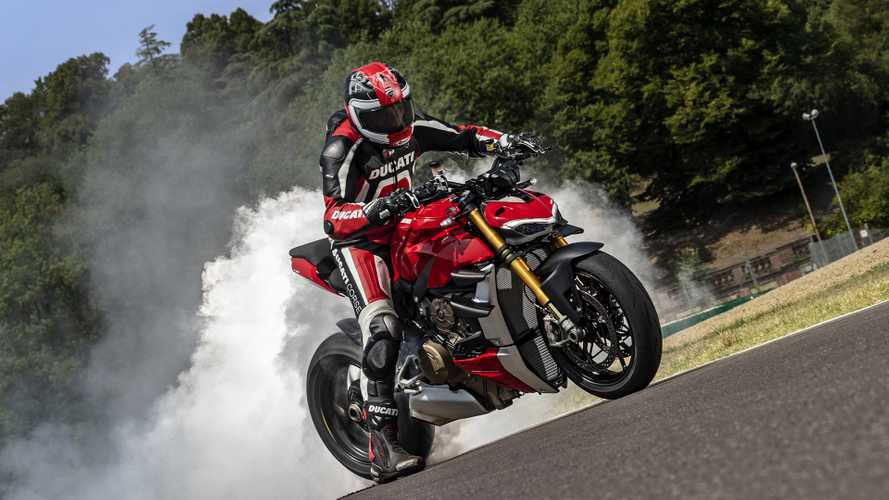 Everything New Under The 2020 Ducati Sun