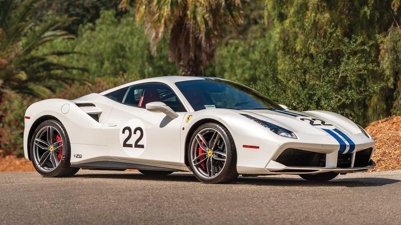 11. Ferrari 488