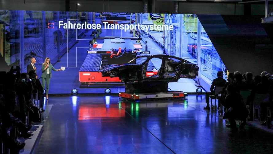 Спрос на первый электрокар Porsche превзошел возможности завода