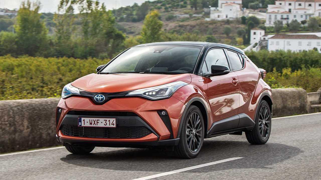 Toyota C-HR (2020): Künftig auch mit 184-PS-Hybrid-Antrieb