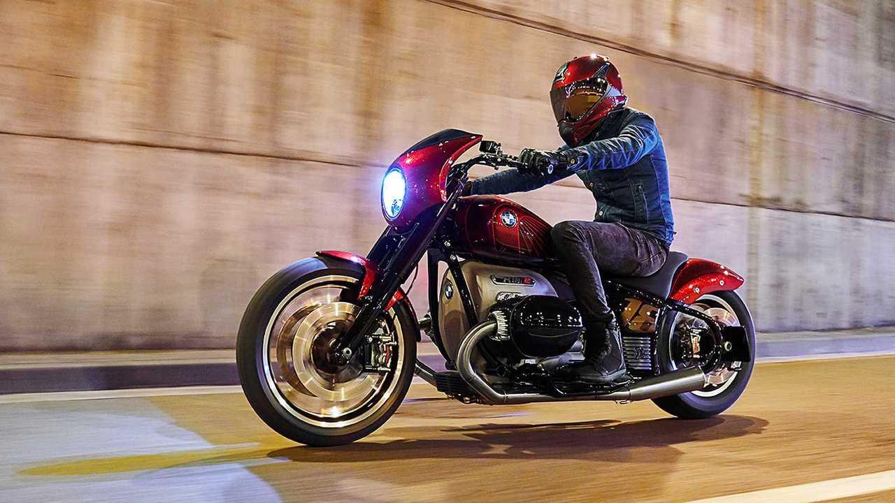 BMW Motorrad Concept Bikes R 18 und R 18 /2