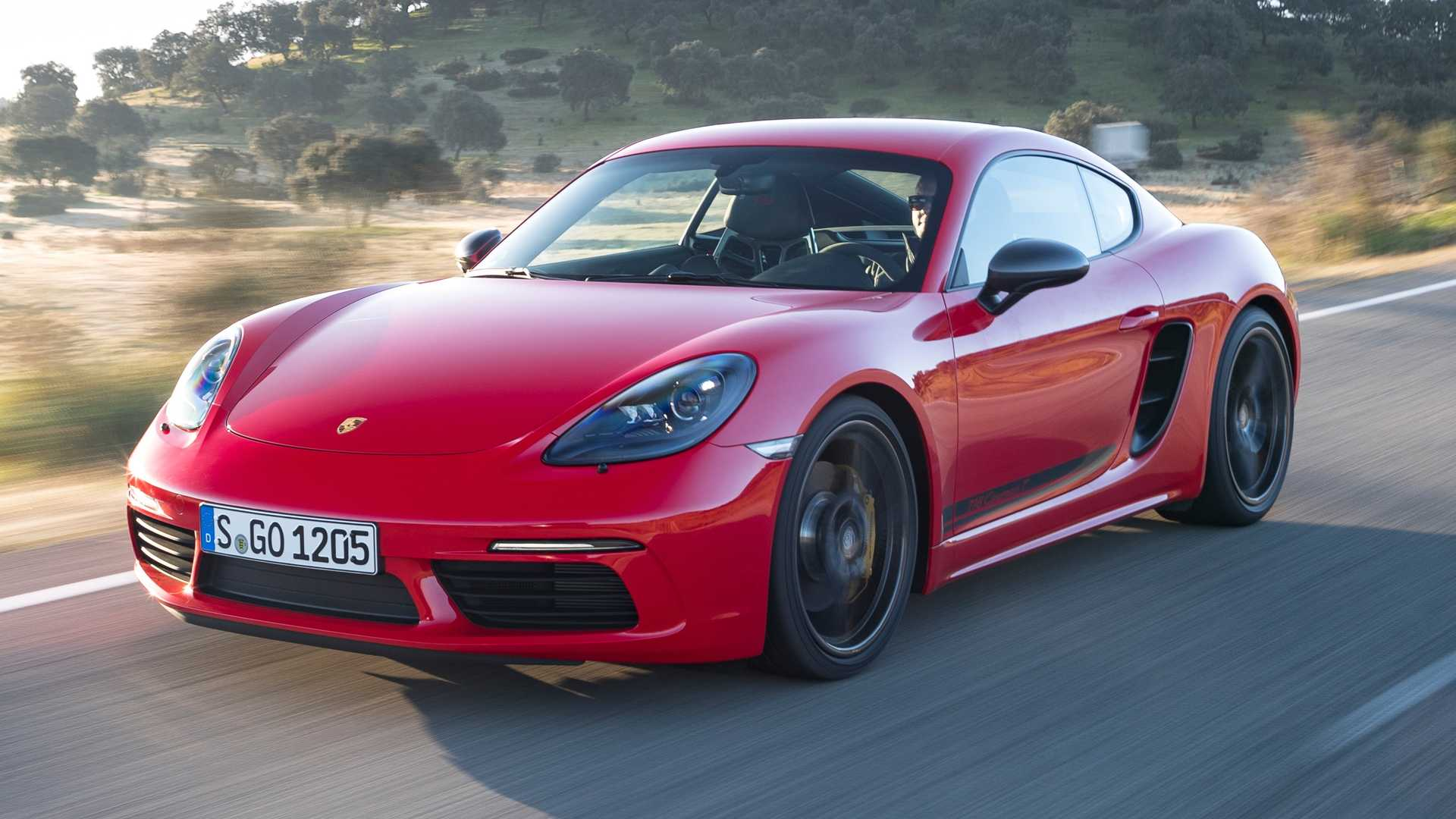 2020 Porsche Cayman Reviews