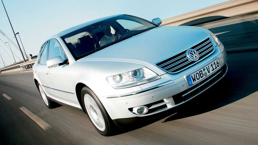 Volkswagen Phaeton, la storia