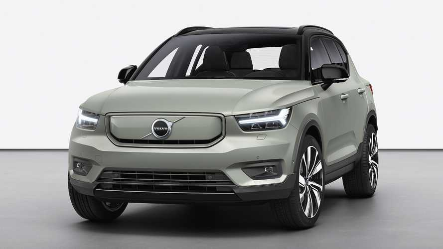 Volvo's electric XC40 gets £53,000 starting price