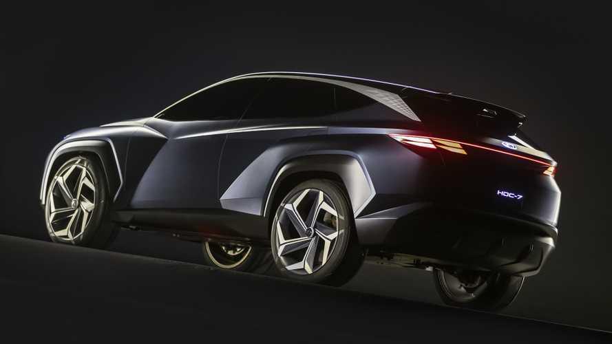 A Vision T mutatja meg számunkra, milyen lesz az új Hyundai Tucson