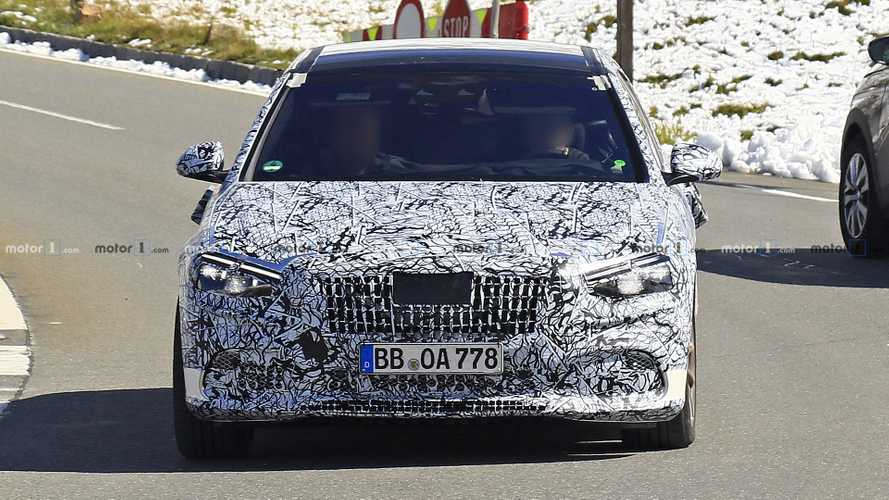 2021 Mercedes-Maybach S-Class Spied Again In The Swiss Alps