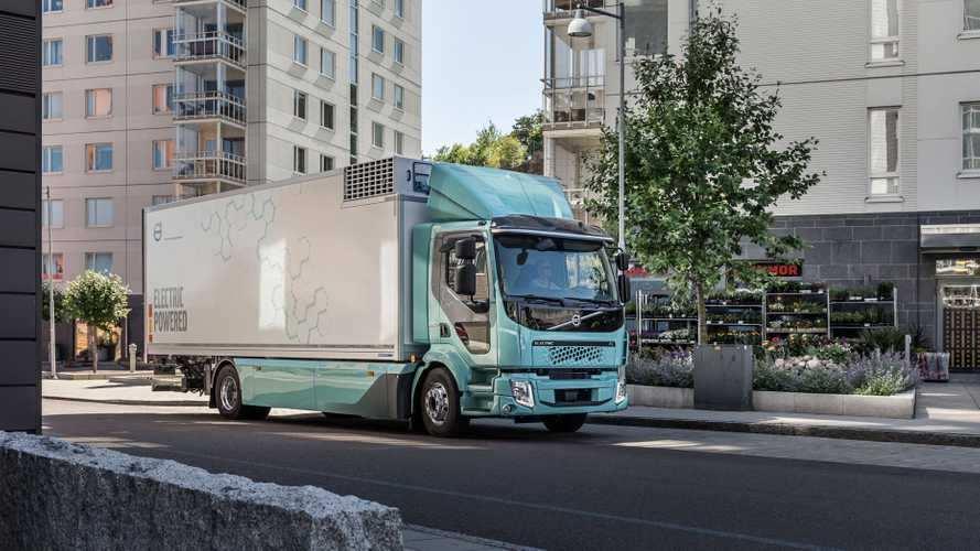 Volvo Trucks Launches Sales Of Electric Trucks