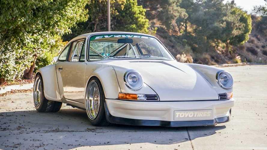 RWB présente une Porsche 911 électrique de 563 chevaux
