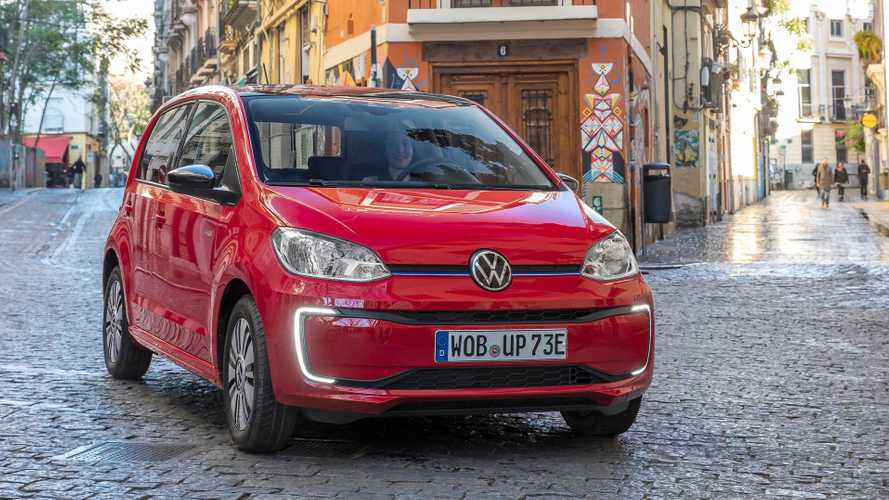 Volkswagen Closes Order Book For e-up! Forever?