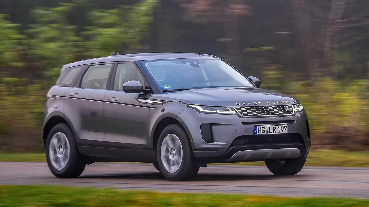 Range Rover Evoque D150 SE (2020) im Test
