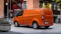 Ford Transit Custom Plug-in Hybrid Test Drive