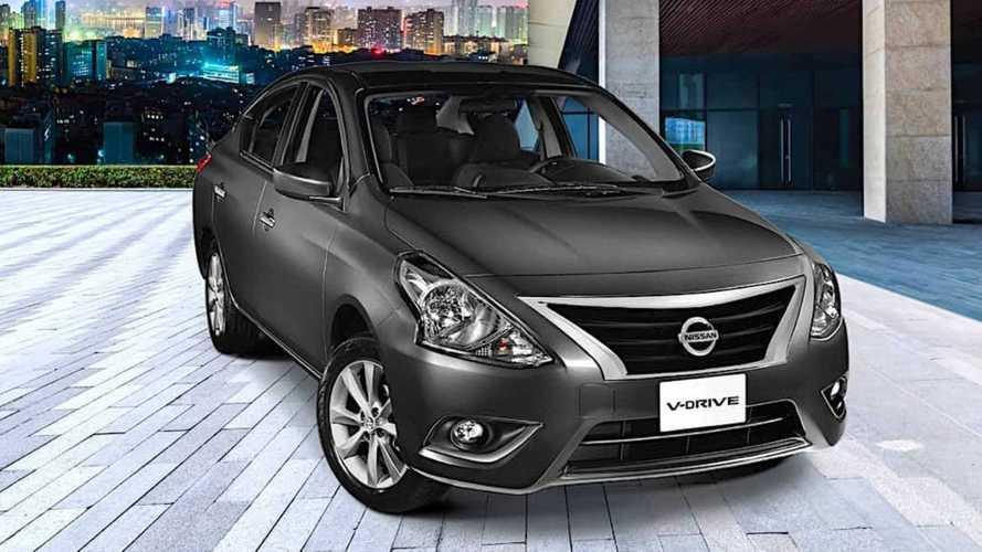 Nissan Versa passa a se chamar V-Drive na linha 2021; preços partem de R$ 57.190