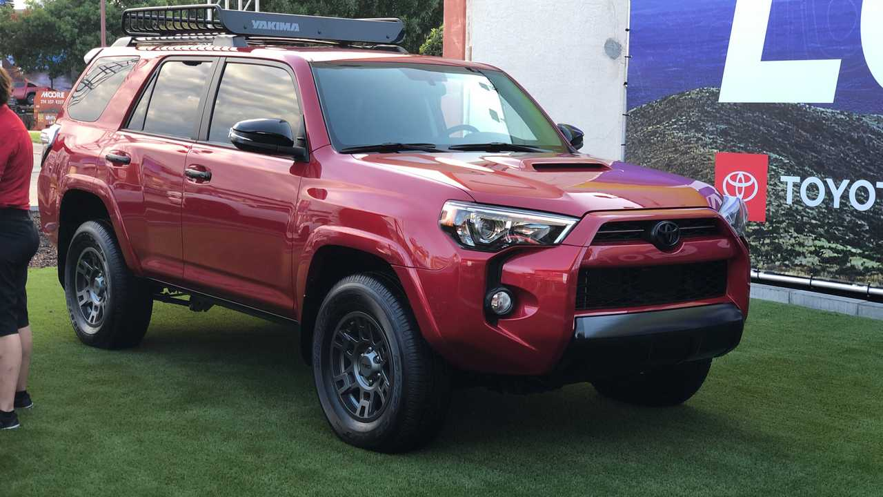 2020 Toyota 4runner Venture Edition Gears Up For Adventure