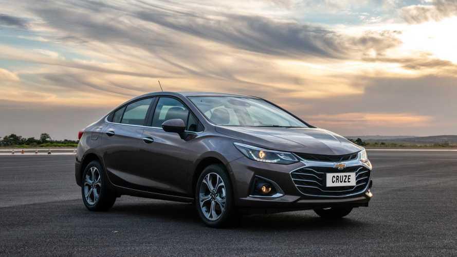 Chevrolet Cruze sai de linha na China e deixa futuro do modelo em xeque