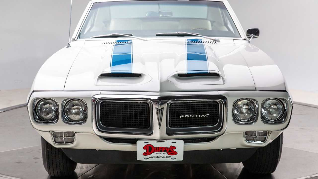 Weekend Cruises Await With This  Rare 1969 Pontiac Trans Am