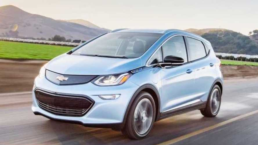 GM Continues Large 'Cash On The Hood' Incentive Of $8,500 On Bolt EV