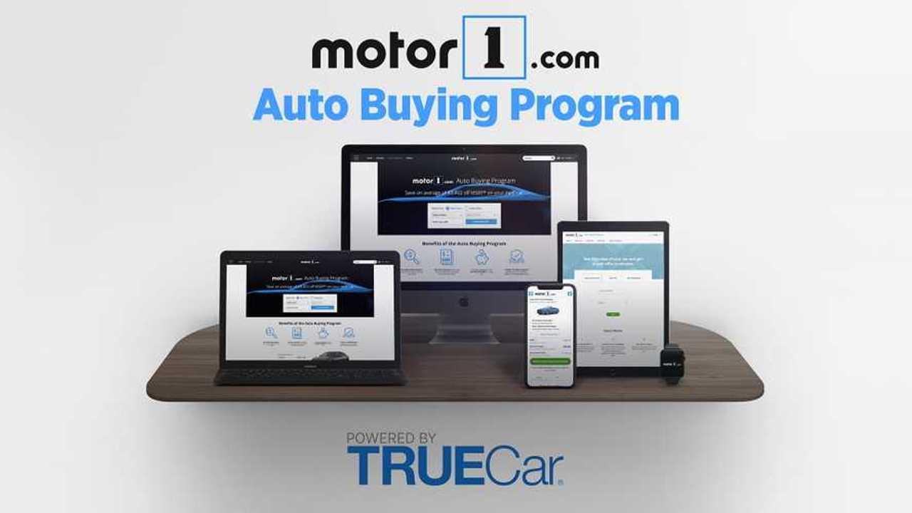 Motor1.com Auto Buying Program powered by TrueCar