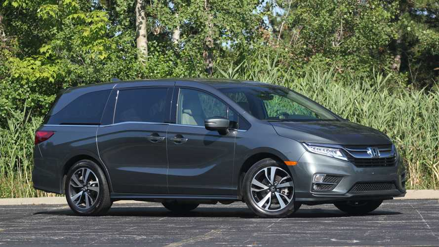 2019 Honda Odyssey Elite: Review