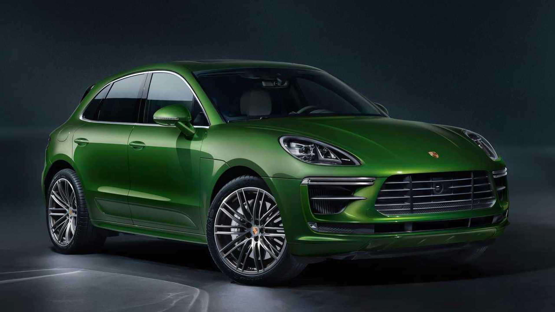 Novo Porsche Macan Turbo Fica Mais Potente Com Motor Menor