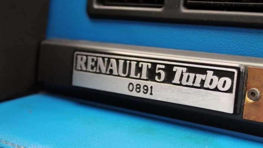 Subasta Renault 5 Turbo 1981