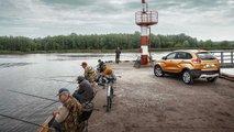 Lada XRAY Cross AT – тест-драйв в Калининграде
