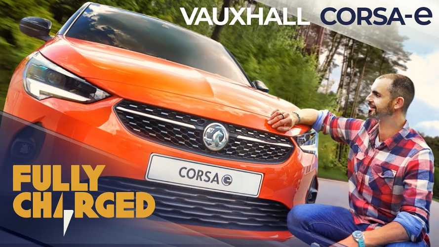 Vauxhall Corsa-e Featured In Fully Charged: Video