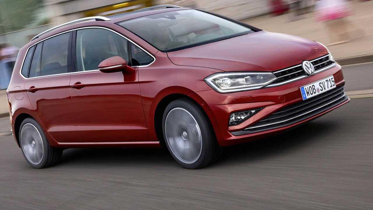 Volkswagen Golf 8 - La parentesi Plus (Sportsvan)