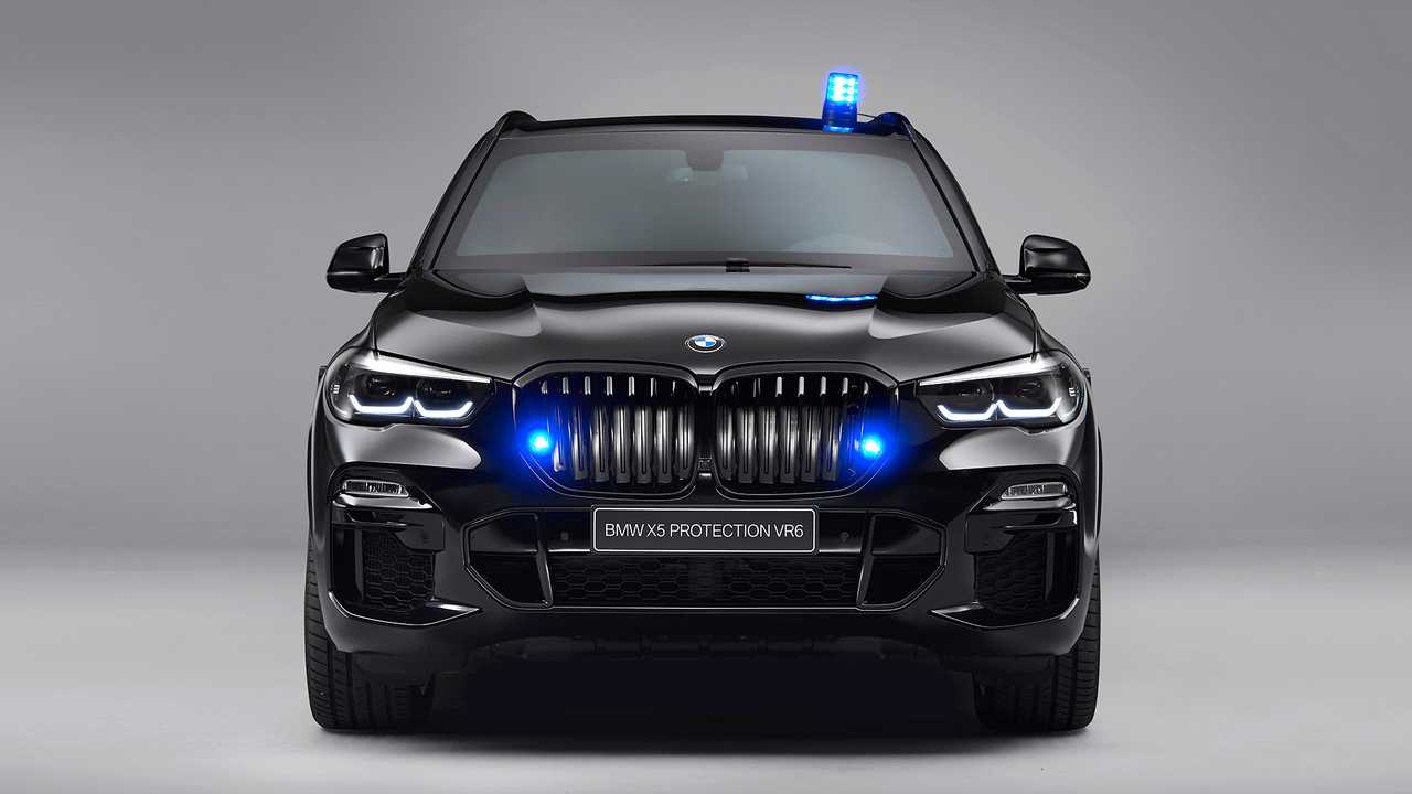BMW X5 Protection VR6 2019