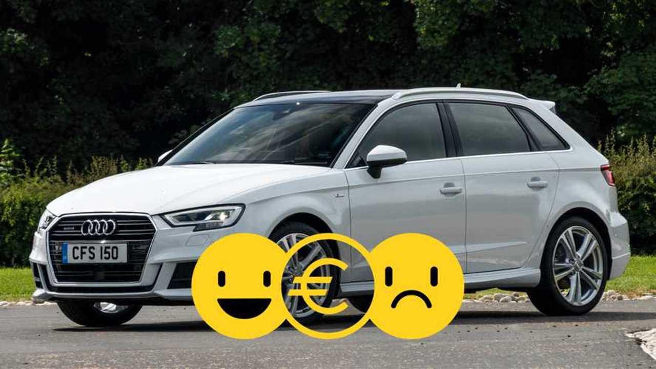 Promozione Audi A3 Agosto 2019