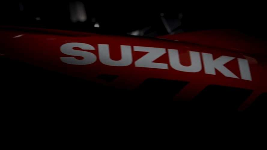 Suzuki's Second EICMA Teaser Is About A Bike This Time
