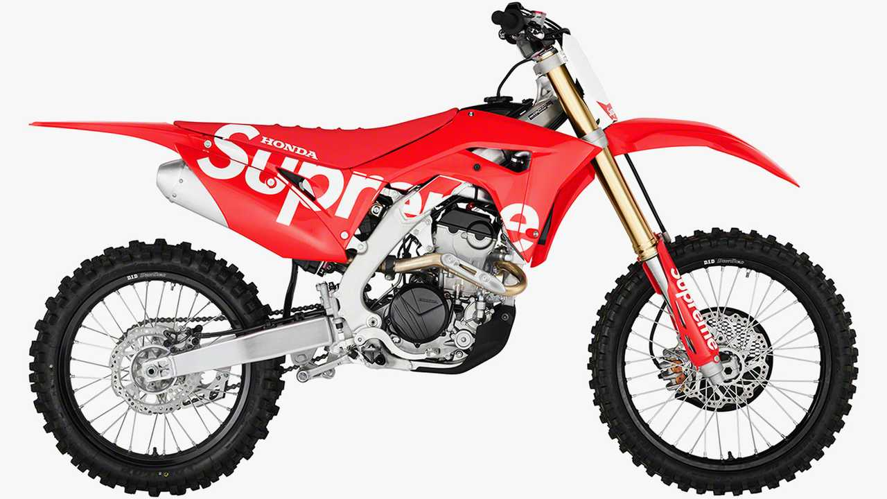 Supreme X Honda CRF250R